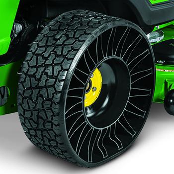 Pneus XTweelTurf de Michelin