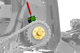 Clé de rotor offerte comme solution économique pour le Rotoflow HC