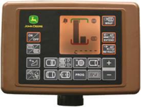 Console du contrôleur BaleTrakPlus
