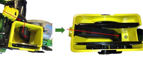 MaxEmerge 5 avec mini-trémie