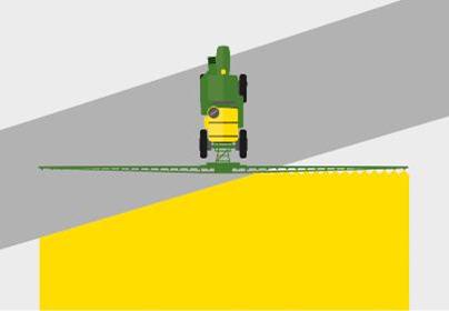 Contrôle individuel des buses de pulvérisation
