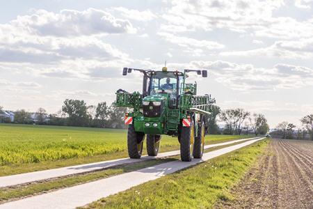 L'unité de suspension XtraFlex absorbe les mouvements et améliore la disponibilité de la machine