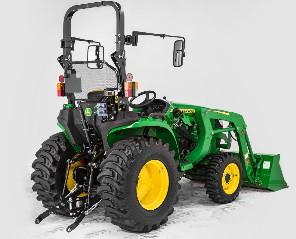 Le colis à distance hydraulique arrière offre des fonctionnalités supplémentaires