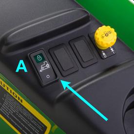 Régulateur de vitesse en option (A)