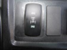 Interrupteur à bascule de différentiel avant