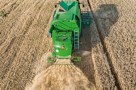 Full choice of straw choppers