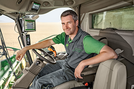 John Deere's quietest cab ever