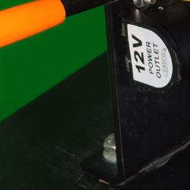 12-V power outlet