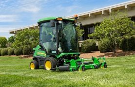 1550 Front Mower with 72-in. mower deck