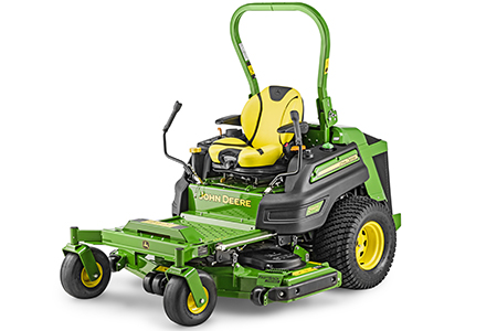 Z997R with 152-cm (60-in.) Rear-Discharge Mower Deck shown