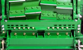 Shear bar configuration