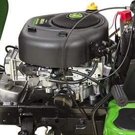 340-cc (20.7-cu in.) engine