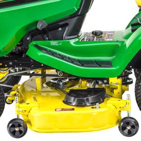 Accel Deep 48A Mower