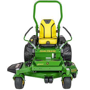 Z740R with 137-cm (54-in.) HC PRO Mower Deck