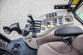 Right-hand controls