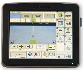 AutoTrac system