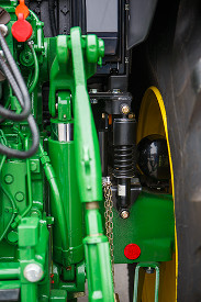 Cab suspension (mechanical)