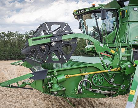 Design semplice della trasmissione con componenti identici dalla 700D e dalla 700X