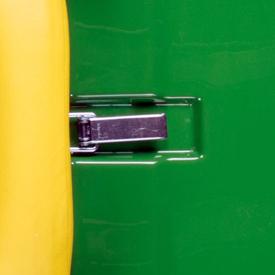 Dispositivo di chiusura cofano