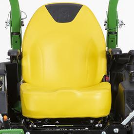 Sedile comfort Deluxe con braccioli e isolamento