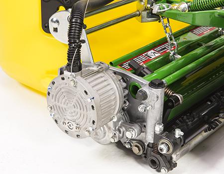 Motore elettrico dell'unità di taglio