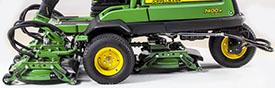 Tosaerba 7400A TerrainCut™ per trim e surrounds