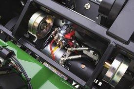 Sistema di sollevamento elettroidraulico