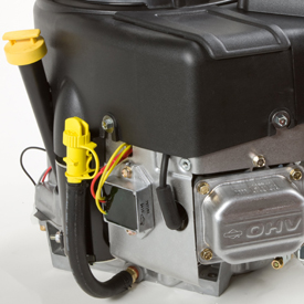 Tappo di rabbocco dell'olio motore e flessibile di scarico dell'olio