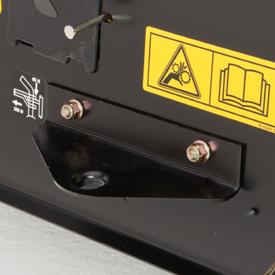 Sollevatore di attrezzature standard