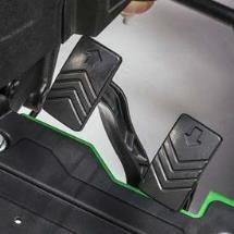 Comandi a pedale Twin Touch