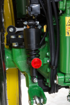 Sospensione opzionale della cabina per trattori 5R
