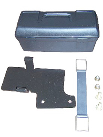 Toolbox kit for 3R Series Cab Tractors