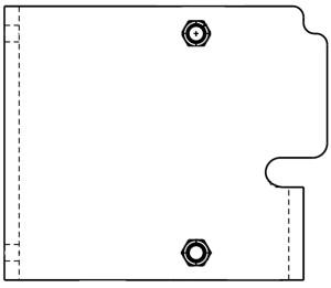 Original sensor bracket (AKK19252)