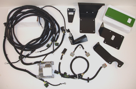 Cotton yield sensor kit for 9986 or 9996 models