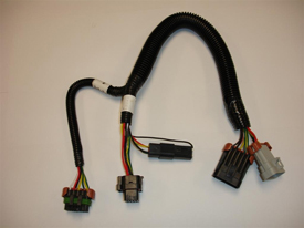 GreenStar 2 to Orginal GreenStar vehicle connector harness