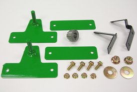 Universal steering supplemental kit -