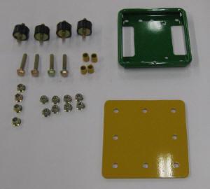 Surface Water Pro receiver mounting kit