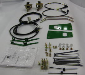 RowSense mechanical feelers (51-cm [20-in.] row spacing)