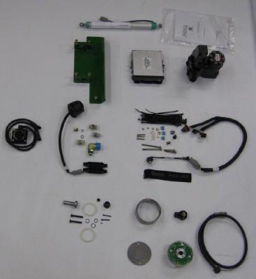 AutoTrac SPFH base kit for non-ProDrive