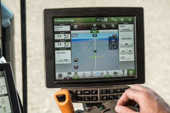 AutoTrac™ Turn Automation available with the automation activation
