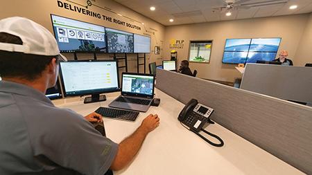 Remote dealer support helps prevent downtime
