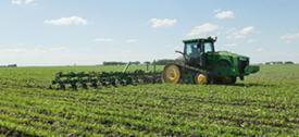 AutoTrac Vision runs again when crop is detected
