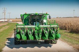 612FC Folding Corn Head
