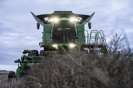 X Series Combine with BP15