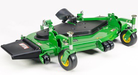 72-in. 7-Iron Pro Side-Discharge Mower Deck