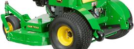 652E QuikTrak™ Mower frame