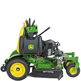 QuikTrak™ Mower mowing (636M shown)