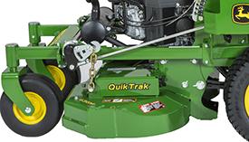 636M QuikTrak™ Mower frame