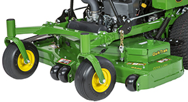 QuikTrak™ mower deck (652R shown)