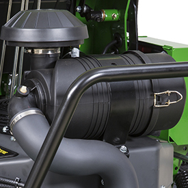 Heavy-duty, dual-stage air cleaner